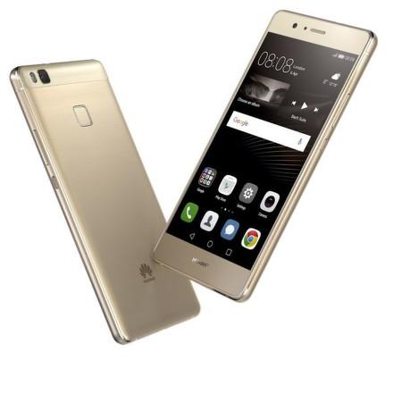 Huawei P9 Lite Dual SIM - zlatý