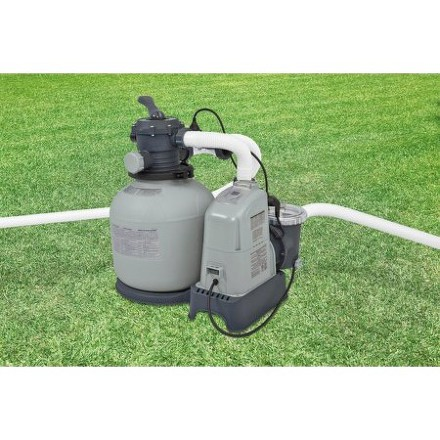Solinátor Intex Krystal Clear s filtrací 6 m3/h