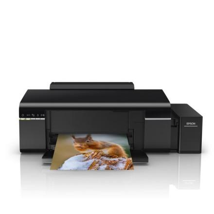 Tiskárna inkoustová Epson L805 A4, 37str./min, 38str./min, 5760 x 1440, WF, USB