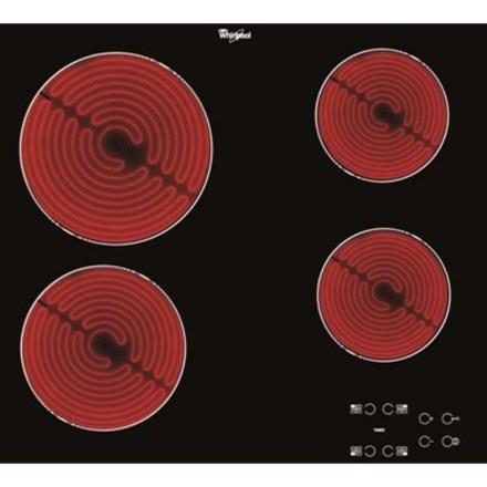 Varná deska sklo. Whirlpool AKT 8090/NE
