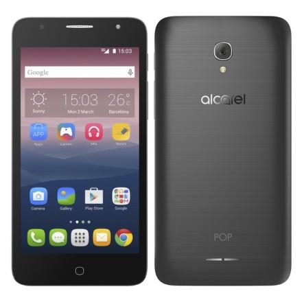 Mobilní telefon ALCATEL POP 4+ 5056D - dark gray