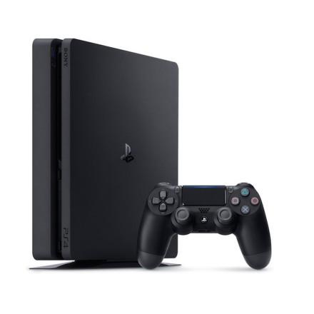 Herní konzole Sony PlayStation 4 SLIM 500GB - černý