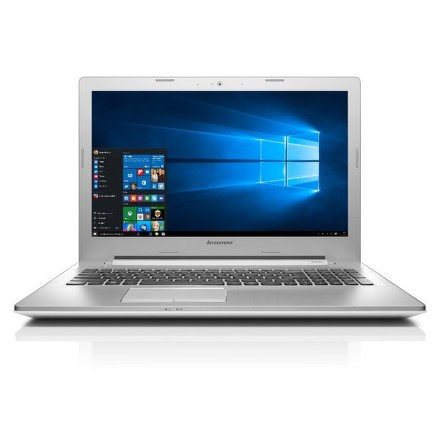 "Ntb Lenovo IdeaPad Z50-75 FX-7500, 8GB, 1TB, 15.6"""", Full HD, DVD±R/RW, AMD R7 M260DX, 2GB, BT, CAM, W10 - bílý"