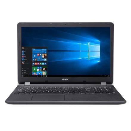 """Ntb Acer Aspire ES15 (ES1-531-C1SU) Celeron N3160, 4GB, 500GB, 15.6"""""""", HD, bez mechaniky, Intel HD 400, BT, CAM, W10 - černý"""
