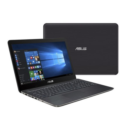 "Ntb Asus F556UA-DM893R i5-7200U, 4GB, 500GB, 15.6"""", Full HD, DVD±R/RW, Intel HD 620, BT, CAM, Win10 Pro - hnědý"