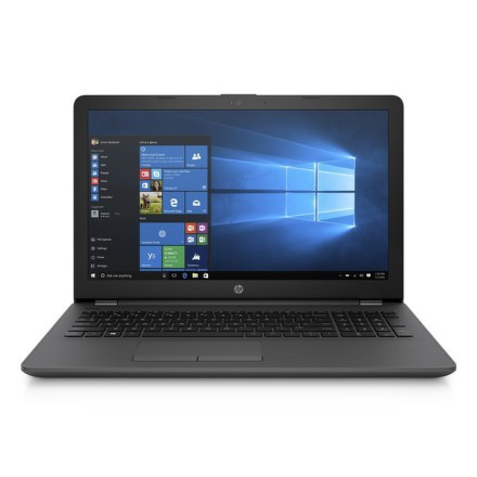 "Ntb HP 250 G6 Celeron N3060, 4GB, 500GB, 15.6"""", HD, DVD±R/RW, Intel HD 400, BT, CAM, W10 - černý"
