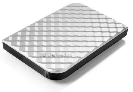 Verbatim Store 500GB G2 White (53196)